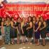 Las integrantes del Comité de Damas Peruanas del Condado de Westchester.