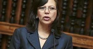 La Canciller peruana, Ana María Sánchez, precisó que entre el Perú y Chile hay dos límites, terrestre y marítimo, regidos cada uno por su respectivo marco jurídico.
