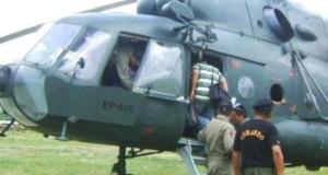 El Comando Especial del VRAEM, responsable de esa área, dispuso el despliegue de medios aéreos y patrullas militares.