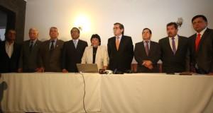 El dirigente aprista Jorge del Castillo señaló que este es un compromiso para llevar candidatos idóneos a las elecciones del 2016.
