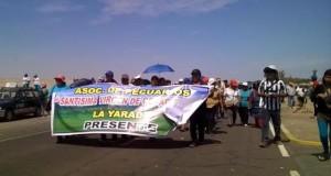 Júbilo en los pobladores de La Yarada al conocer el proyecto de ley aprobado en el Congreso de la República sobre la creación de su distrito fronterizo.