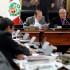 La Comisión de Fiscalización del Congreso, presidida por el parlamentario Gustavo Rondón, aplicó la medida en el marco de las investigaciones de las agendas de propiedad de la esposa del presidente Ollanta Humala.