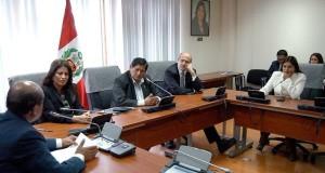 El congresista Juan Pari expresó que si hay gobiernos o funcionarios involucrados, se determinarán en su momento