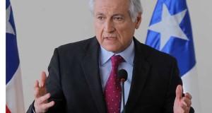 """El Canciller chileno, Heraldo Muñoz, señaló que en su país visualizan la presente situación como muy seria, y añadió que resguardarán sus supuestos intereses y su territorio con las """"medidas que correspondan""""."""