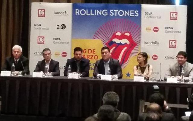 Alejandro González, manager de la productora, anunció que teniendo en cuenta la gran cantidad de público que asistirá al concierto, ya se viene trabajando el protocolo y las estrictas medidas de seguridad que se aplicarán para el show.