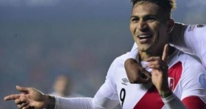 Paolo Guerrero juagará frente a Paraguay y Brasil.