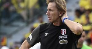 La selección peruana dirigida por Ricardo Gareca, termina el año consiguiendo un triunfo y tres derrotas en las eliminatorias. (Foto: AFP).