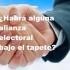 En las próximas 48 horas se sabrá si algunos partidos políticos deciden formar alianza para las elecciones del 2016.