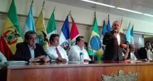 La Convención Nacional Electoral del Partido Aprista determinó por unanimidad postular a la segunda vicepresidencia de la República a David Salazar Morote, en la fórmula presidencial de la Alianza Popular.