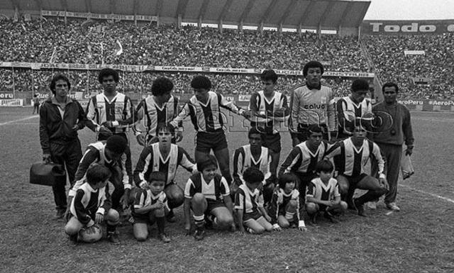 Alianza lima record hoy la ca da de sus m rtires del for Espectaculos en lima hoy
