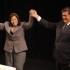 Alan García y Lourdes Flores Nano ofrecerán el primer mitin conjunto de campaña en Lima por la Alianza Popular.