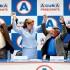 El líder y candidato a la presidencia por Alianza Para el Progreso del Perú, César Acuña, presentó la nómina de sus candidatos por Lima y para los peruanos residentes en el extranjero.