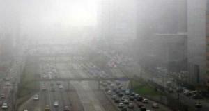 Persistente llovizna se prolongó durante más de 8 horas en Lima.