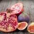 La granada y el higo, frutas peruanas de destacados valores nutritivos, llegarán al mercado norteamericano.