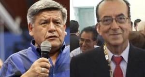 El destacado educador Otoniel Alvarado Oyarce manifestó que el candidato César Acuña abusó de su amistad.