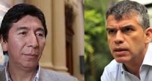 El vicepresidente del PPC, Hildebrando Tapia, desmintió al candidato presidencial de Todos por el Perú, Julio Guzmán