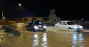 La prolongada e intensa lluvia ocasionó aniegos y el colapso del sistema de alcantarillado en la ciudad y otras localidades tumbesinas.