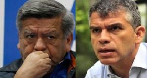 Los candidatos César Acuña y Julio Guzmán, asi como sus respectivas fórmulas presidenciales, no participarán en las elecciones del próximo 10 de abril.