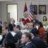 La Misión Comercial del Sector Salud de Estados Unidos se reunión con funcionarios de EsSalud.