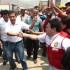 Luego de inaugurar algunas obras en el distrito de Independencia, el presidente Ollanta Humala manifestó su solidaridad con el Reino de Bélgica, tras los atentados terroristas en la capital de Bruselas.