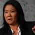 Keiko Fujimori dijo sentirse tranquila por los pedidos de exclusión, porque la Dirección de Fiscalización del JNE, en dos informes ha detallado que no hay pruebas que entregó dinero durante el evento de Factor K.