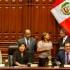 Tras la breve ceremonia de instalación, el presidente del Congreso, Luis Iberico Núñez, convocó a Consejo Directivo para este martes 8 de marzo.