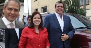 El secretario general del Apra, Omar Quesada, confirmó la disolución de la Alianza Popular que conformaron los líderes políticos Alan García y Lourdes Flores Nano, para las elecciones generales.