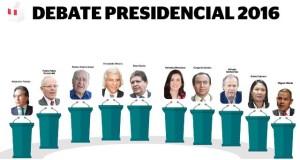 De acuerdo a informaciones del Jurado Nacional de Elecciones, el debate será transmitido por JNE TV (Canal 516 de Movistar) y TV Perú.