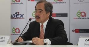 El flamante presidente de ADEX, Juan Varilias Velásquez, afirmó su compromiso de impulsar la agenda exportadora del país, para que vuelva a ser el motor de crecimiento del Perú.