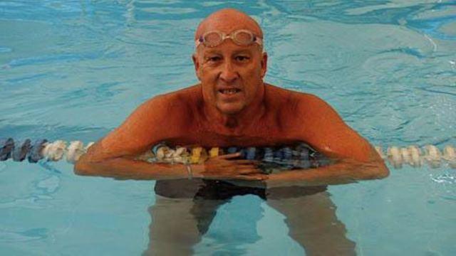 Walter Ledgard deja un legado de pundonor en la natación peruana.