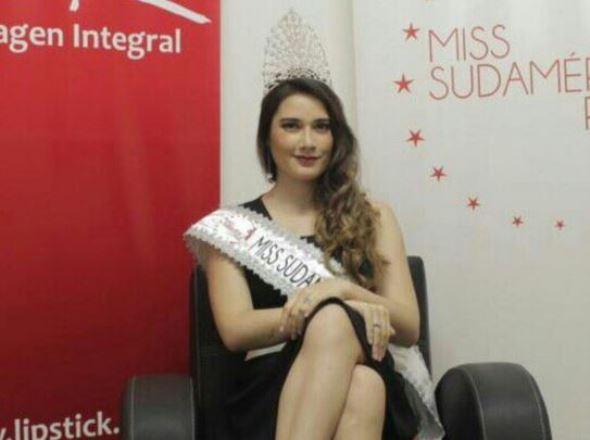 Nuestra Miss Sudamérica Perú 2015, Alyssa Denegri, realiza una intensa actividad social con miras a su preparación para la noche de coronación, que reunirá a 17 países del continente.
