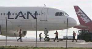 El Grupo Latam Airlines está conformado por la fusión entre la aerolínea chilena Lan Airlines y la brasileña Tam.