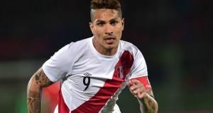 Paolo Guerrero ya está en Lima pero esta noche no integrará el equipo blanquirrojo que enfrentará en amistoso a su similar de Trinidad y Tobago.