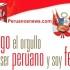 Feliz 28 de julio Peru