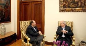 El próximo jefe del Gabinete Ministerial, Fernando Zavala, y el actual presidente de la PCM, Pedro Cateriano, tuvieron una cordial reunión en la sede de la Presidencia del Consejo de Ministros.