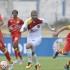 Sport Huancayo por primera vez en su historia, clasifica a la siguiente fase de un torneo internacional con el triunfo sobre Anzoátegui de Venezuela.