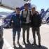 Raúl Ruidíaz,  Pedro Gallese y Cristian Benavente ya entrenan en las alturas del Cusco. (Foto: FPF).