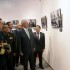 "El presidente Pedro Pablo Kuczynski inauguró la muestra fotográfica ""Memoria peruana 1890-1950"", en la biblioteca principal de Beijing."