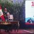 El presidente Pedro Pablo Kuczynski y el primer ministro Fernando Zavala, presentaron un balance de la labor realizada en los primeros 100 días al frente del Gobierno.