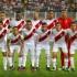 La Selección Peruana de Fútbol con garra y pundonor vino de atrás y logró la igualdad en el marcador.