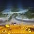 La playa La Pampilla del distrito limeño de Miraflores cuenta ahora con un nuevo sistema de iluminación nocturna.
