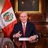 El presidente Pedro Pablo Kuczynski hizo este anuncio esta noche a través de un sorpresivo Mensaje a la Nación a nivel nacional.