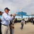 El presidente Pedro Pablo Kuczynski puso hoy en funcionamiento el sistema de agua potable y alcantarillado en la Ciudad de Pachacútec, en Ventanilla, que beneficiará a más de 180 mil habitantes de esa localidad.