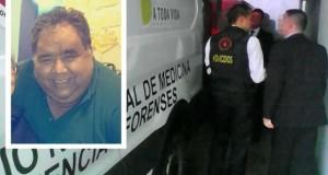Marco Antonio Marky Ramírez (54) fue acribillado a balazos por efectivos de la Guardia Nacional Bolivariana, ente policial que utiliza el presidente Nicolás Maduro para reprimir a sus opositores políticos. Así lo afirma su cuñado que iba con él.