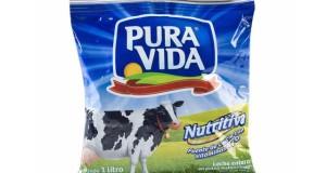 """En Panamá fue suspendida la comercialización del producto peruano """"Pura Vida"""" del Grupo Gloria, porque se le sindica que es solo saborizante y no leche evaporada como se anuncia."""