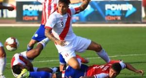 Paolo Guerrero estuvo bien marcado, pero se dio tiempo para marcar un golazo.