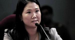 """La lideresa de Fuerza Popular, Keiko Fujimori, hizo llegar una carta a la Comisión """"Lava Jato"""" del Parlamento, haciendo conocer su disposición de asistir a dicho grupo de trabajo, para aclarar a Marcelo Odebrecht."""