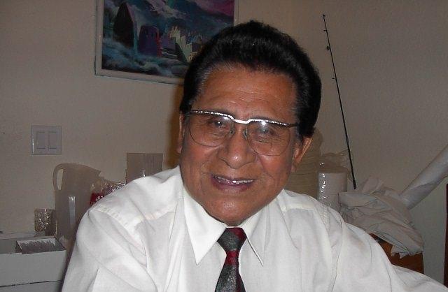 """Un fulminante cáncer a la vejiga se llevó a nuestro querido """"Cholo soy"""" Luis Abanto Morales, ícono de la música peruana."""