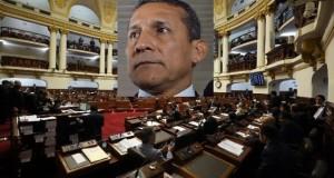 El Pleno del Congreso de la República consideró que existen indicios razonables para señalar que durante el gobierno del expresidente Ollanta Humala se habría llevado a cabo una política fáctica de ascensos y pases a retiro.