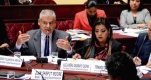 Al respecto, el parlamentario César Villanueva Arévalo también subrayó que urge un debate nacional y acuerdo político, que relance el proceso de la descentralización.